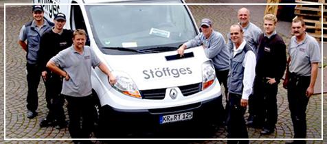 Willkommen bei Arnold Stöffges GmbH | Dachdecker Meisterbetrieb in Krefeld am Niederrhein - Dächer, Fassaden, Abdichtungen & Reparaturen am Dach seit 1900