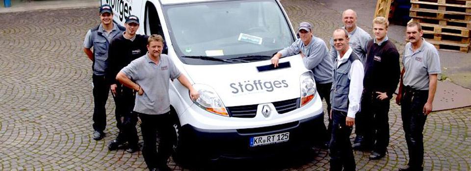 Dachdeckermeisterbetrieb Arnold Stöffges beschäftigt mittlerweile 5 Dachdeckergesellen